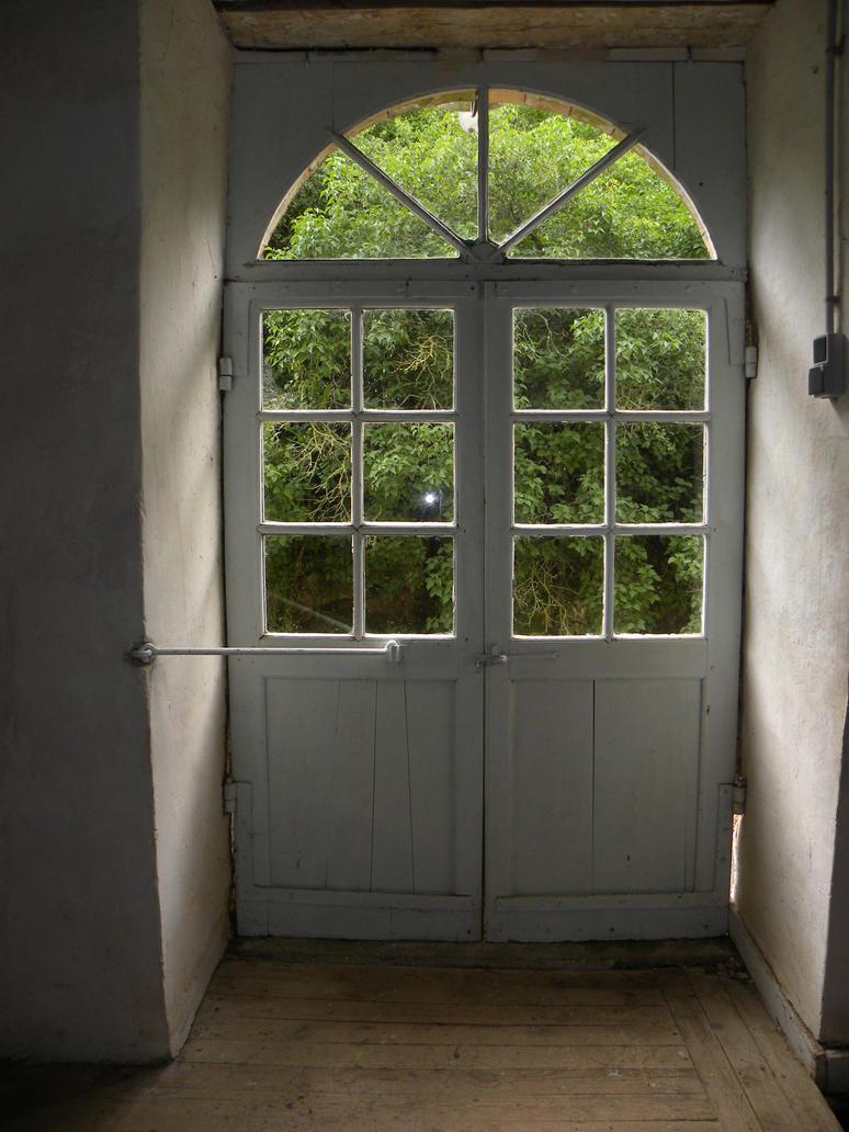 The door by Flore-stock