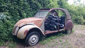 Fun car by Flore-stock