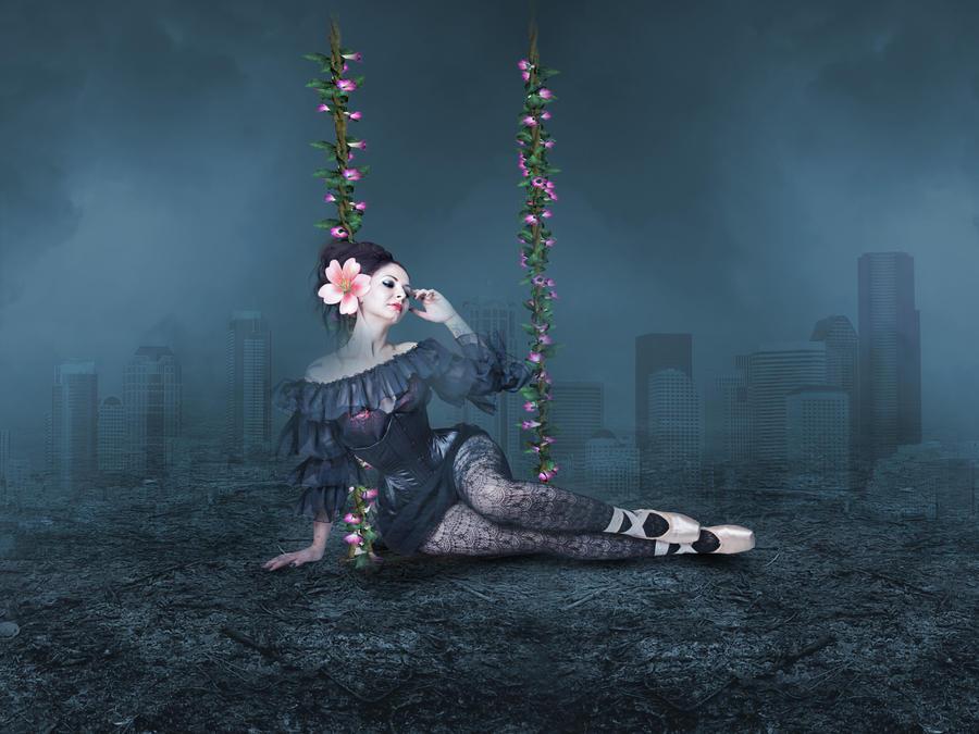 Danseuse by Flore-stock