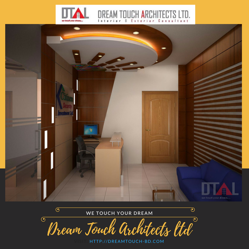 office interior design dream touch architects ltd by