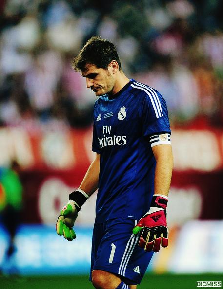 Iker Casillas By Dicmiss