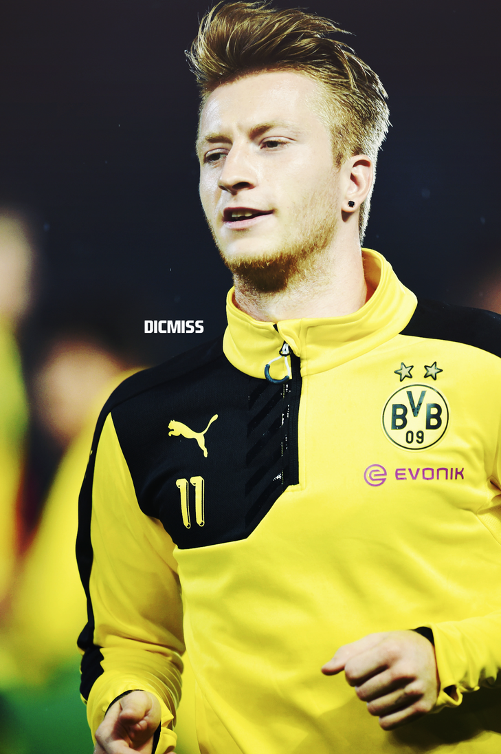 Marco Reus by Dicmiss on DeviantArt