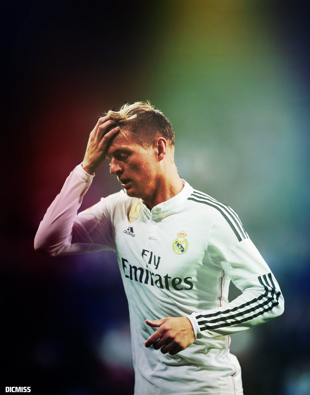 Toni Kroos by Dicmiss on DeviantArt