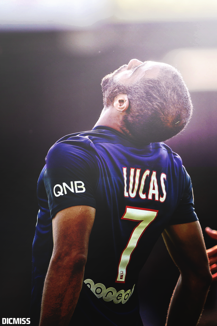 Lucas Moura by Dicmiss on DeviantArt