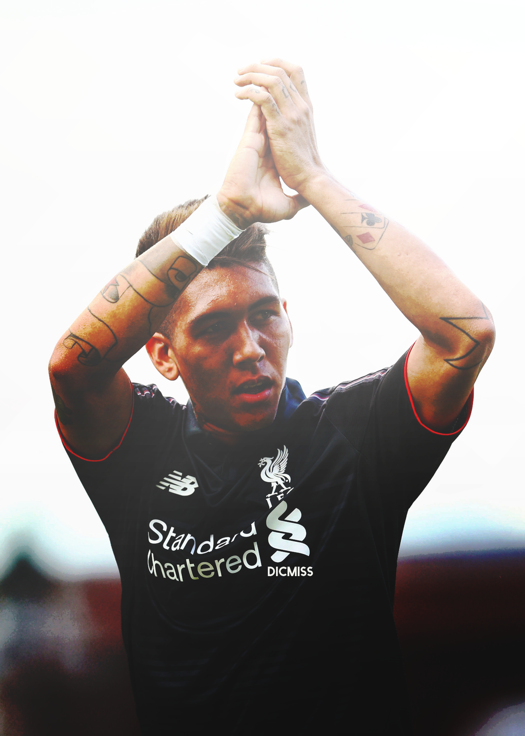 Roberto Firmino by Dicmiss on DeviantArt