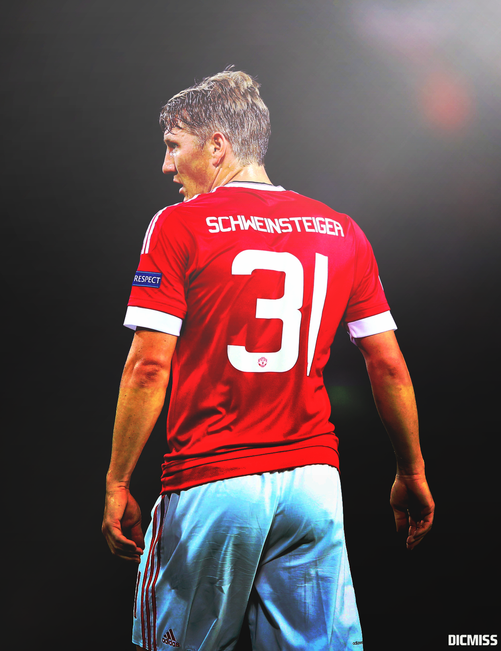 Bastian Schweinsteiger by Dicmiss on DeviantArt