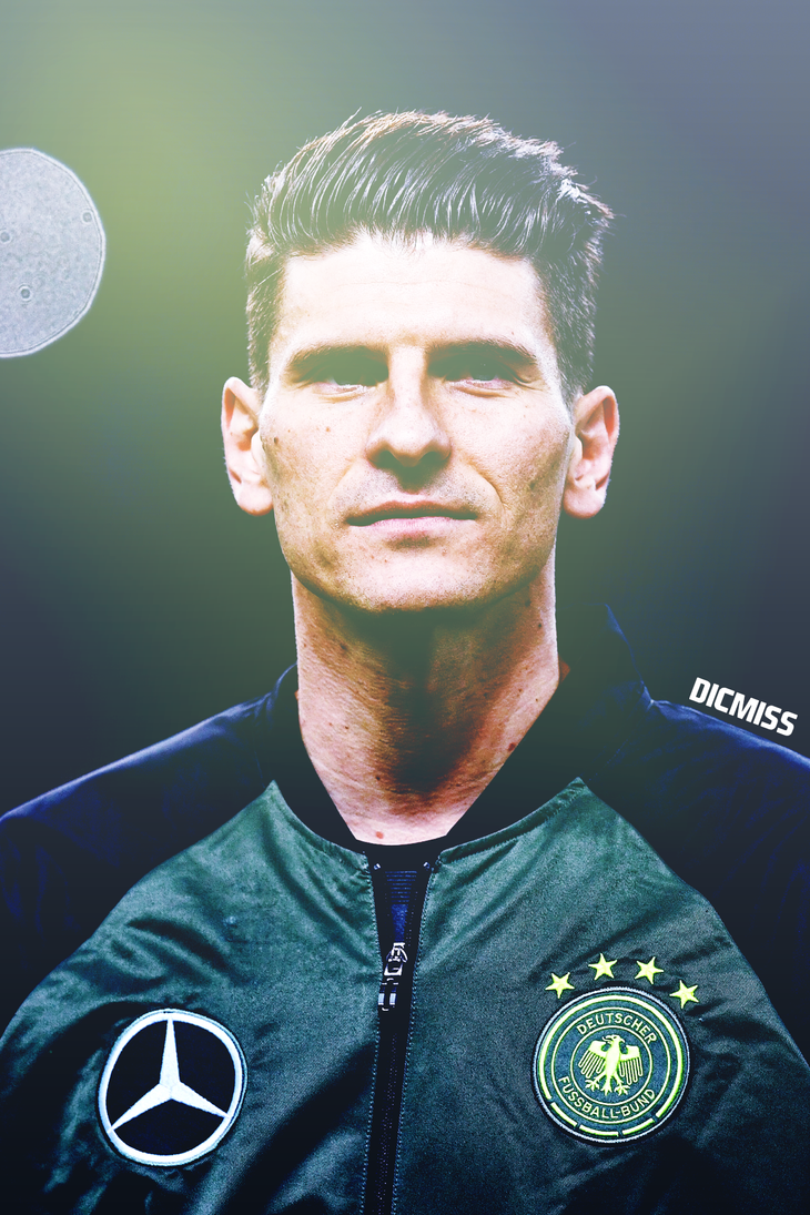 Mario Gomez by Dicmiss on DeviantArt