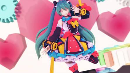 Mirai Idol by MeiMouse