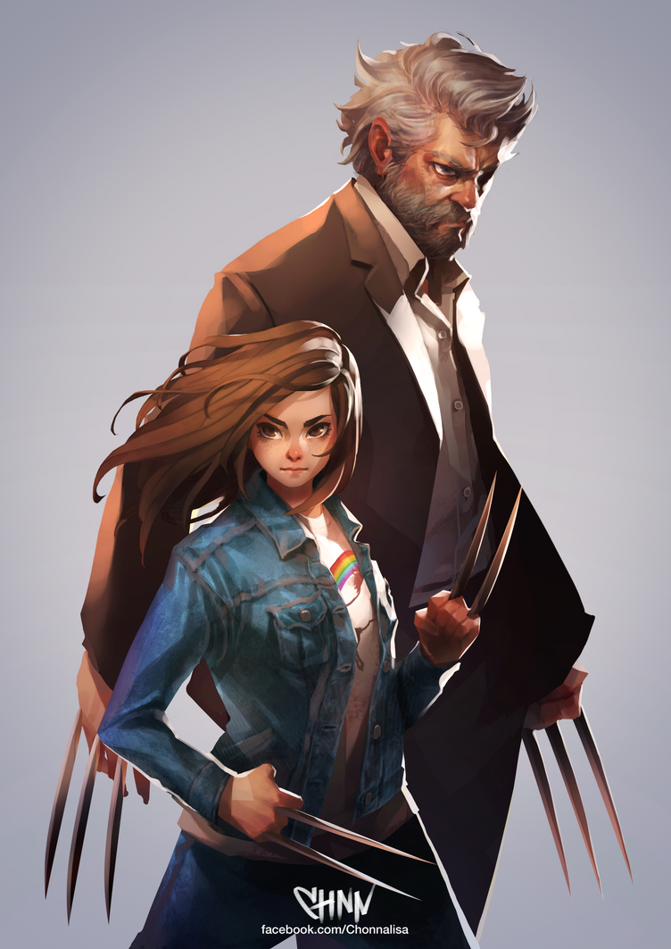 Logan by ChonnalisaArt