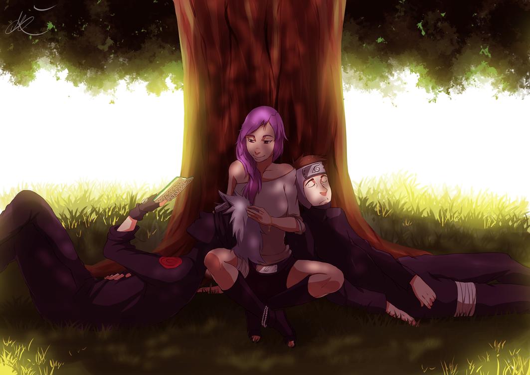 CM - Kakashi, Kama and Yamato by TejaMa