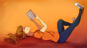 CM - Just reading