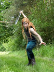 Jess Wood Elf 2 by tonyc-art