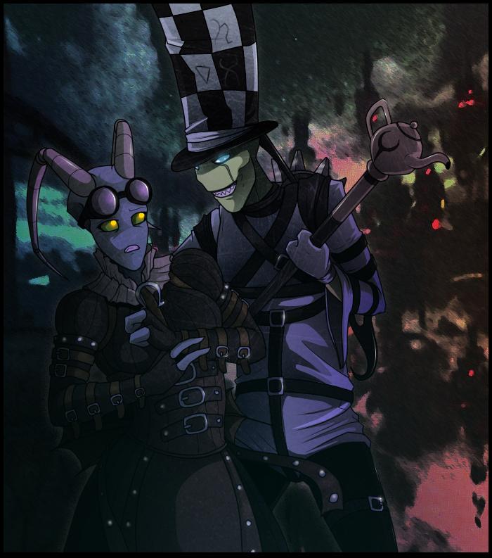 Vort Madness: Teeea? by RoboticMasterMind