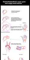 Hand tutorial by RoboticMasterMind