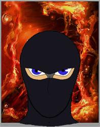 Ninja Noto Channel Ninja Phoenix Head 2