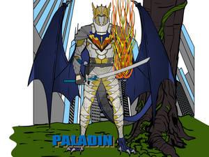 Paladin Combat Mode
