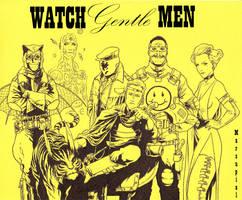 watchgentlemen by bolsitamarsupial