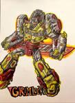 Grimlock Transformer Dinobot