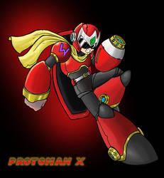 Protoman X