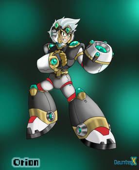 Orion - Staroid Robot V2