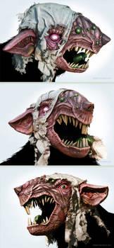 Mask Pestilens skaven