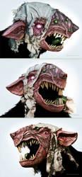 Mask Pestilens skaven by DenisPolyakov
