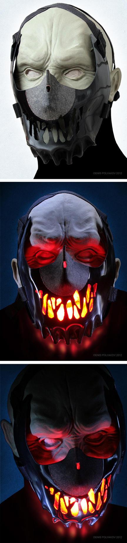 Mask DJ by DenisPolyakov