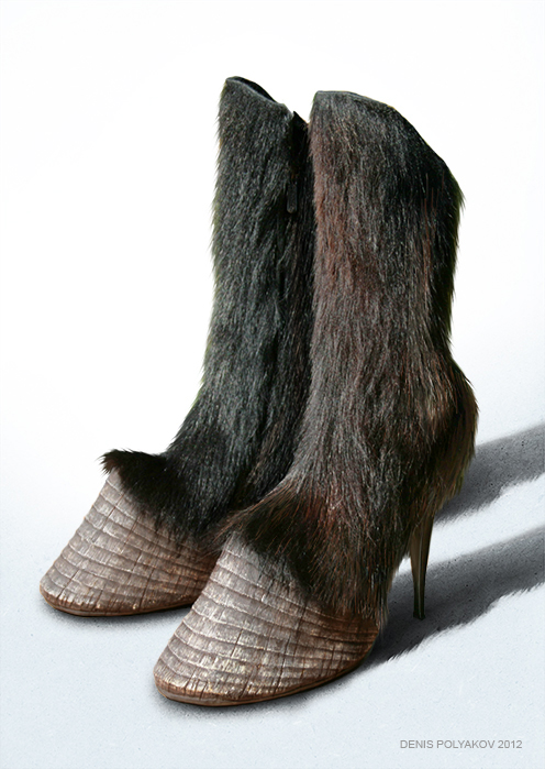 Grotesque Shoes Online