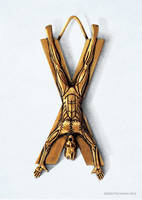 Pendant emblem at home Bolton by DenisPolyakov
