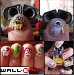 wall-e nails 2