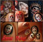 horror movie nails