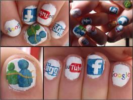 social network nails 2