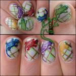 lizard nails