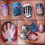 random nails