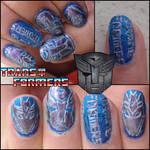 transformers nails