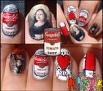 paintings nails