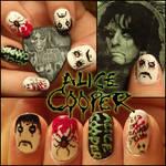 Alice Cooper nails 2