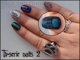 Tv- serie nails2 by Ninails