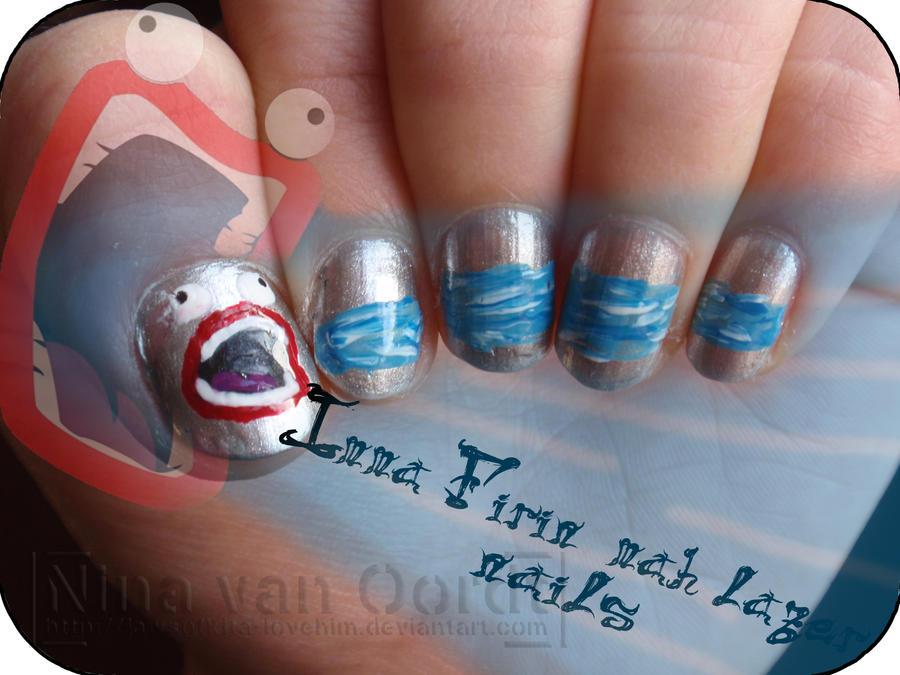 shoop da whoop nails by Ninails on DeviantArt