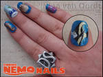 Finding Nemo nails 2