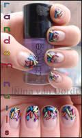 Random nail art by Ninails