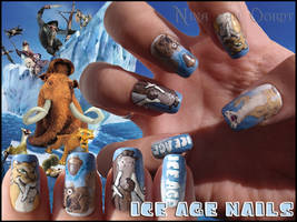 Ice Age nails
