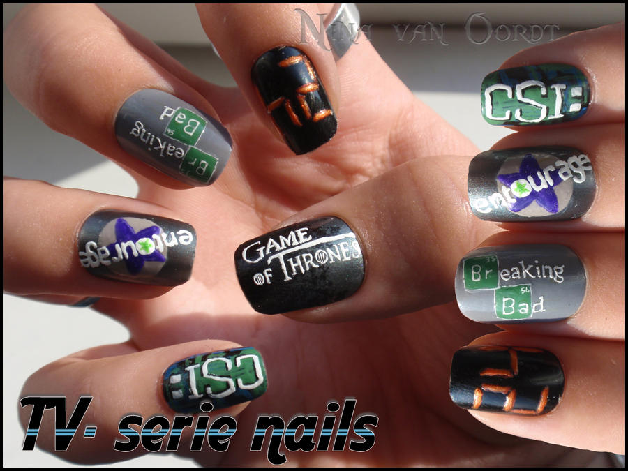 Tv serie nails 4 by ninails on deviantart tv serie nails 4 by ninails prinsesfo Gallery