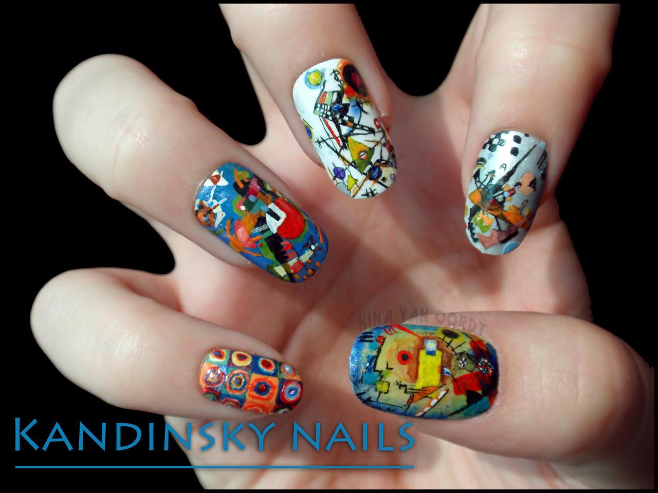 Nail Art Favourites By Danijella On Deviantart