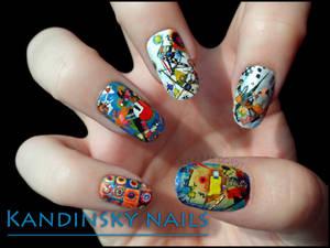 Kandinsky Nails