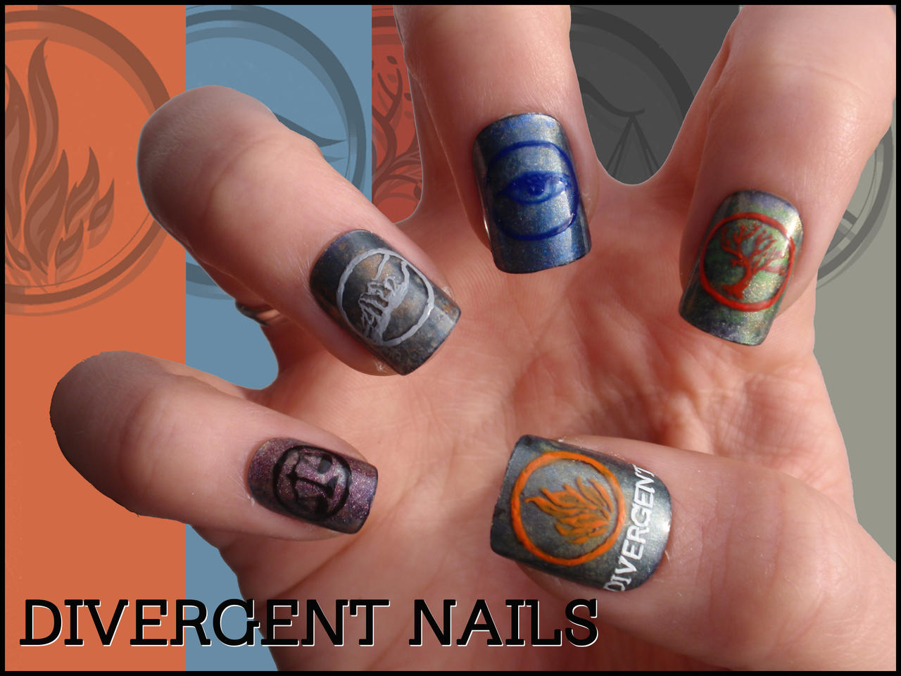 Geek-Nails DeviantArt Gallery