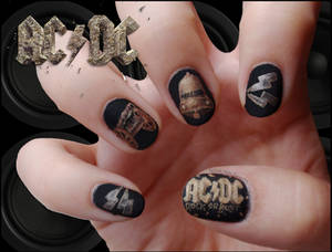Acdc Nails