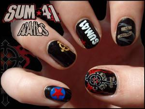 Sum 41 Nails