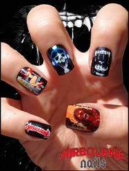 Airbourne Nails