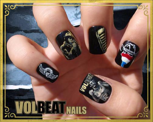 Volbeat Nails pt. I
